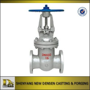 Manual API Gate Valve for Water pictures & photos