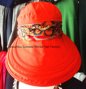 Summer Fashion Hats Fisherman Hat Ms Sun Hat pictures & photos