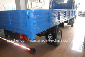 China Light Diesel Flatbed Cargo Truck for Sale 4 Ton Kmc1060p3 pictures & photos