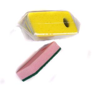 Diamond Sponge Scouring Pad (YS02) pictures & photos