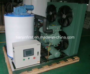 Hight Quality 2t/24h Flake Ice Machine for Fish Storage pictures & photos