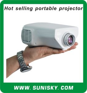 Smp7019 Cheap Mini LED Projector pictures & photos