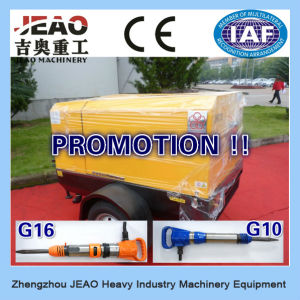 100% Really Price - Mobile Diesel Screw Mining Air Compressor Manufacturers pictures & photos