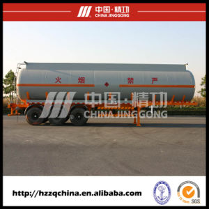 42500L Carbon Steel Q345 Fuel Tanker (HZZ9405GHY) Convenient and Reliable Sell Well All Over The World pictures & photos