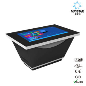Free Standing Digital Signage Multi Touch Screen Kiosk Photo Booth pictures & photos
