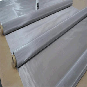 China Supplier 200 Mesh Stainless Steel 304 or 316 Screen Printing Wire Mesh pictures & photos