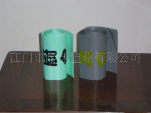 HDPE/LDPE Plastic Star Seal Trash Bag on Roll pictures & photos