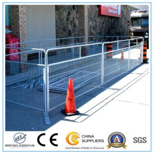 Temporary Fence Used for Barrier pictures & photos