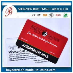 SGS Approved VIP Membership Card Printing pictures & photos