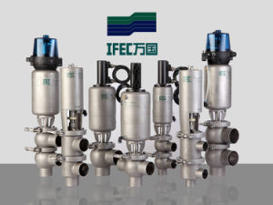 Stainless Steel Hygienic Reversal Valve (IFEC-HV100002) pictures & photos