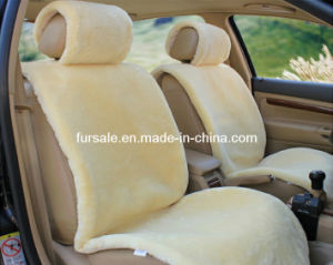 Sheep Fur Car Cushion