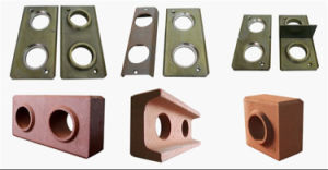 Hr1-10 Ecological Interlocking Bricks Steel Mould pictures & photos
