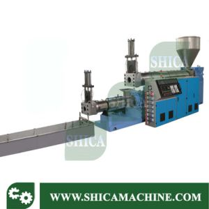 Cold Cut PP Film Pelletizer Production Line for Granulating pictures & photos