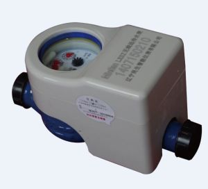 Digital Wireless Water Meter with Valve Control From China Factory pictures & photos