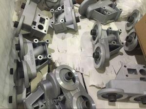 Motor Housing Engine Weichai Aluminum Die Casting Auto Parts pictures & photos