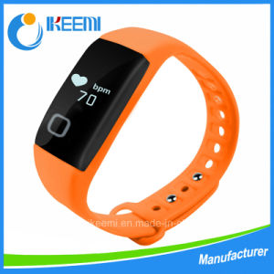 Bluetooth Smart Fitness Bracelet with Heart Rate Monitor pictures & photos