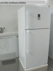 Home Appliance-Refrigerator Iran Voc (COI/IC certificate) Product Inspection Service pictures & photos