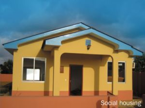 Prefabricated House (Affordable House)