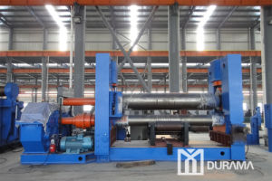 CNC Hydraulic Steel Rolling Machine pictures & photos
