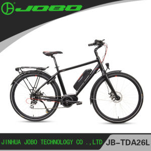 Jobo Hot Sale Adult 700c Crank Motor Electric MTB Mountain Bike for Europe Market pictures & photos