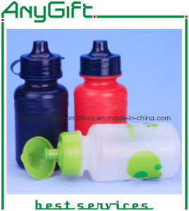 Plastic Sport Bottle with Customized Logo and Color pictures & photos