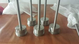 OEM Stainless Steel Stamping and Welding Diamond Machine Part