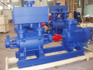 Two Stages Water Ring Vacuum Pump (2SK) pictures & photos