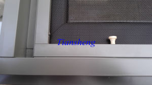 Aluminum Awning Windows with Double Tempered Glass pictures & photos