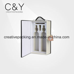 High Quality Wholesale Handmade Deisgn Packaging Wine Box pictures & photos