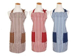 Adjustable Kitchen Bib Apron with Pockets pictures & photos