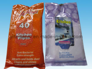 Disposable Nonwoven Clothlike Household Wipes pictures & photos