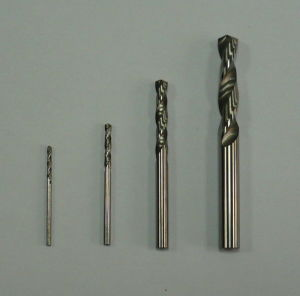 Tungsten Carbide Drill Bit for Hard Metal Working pictures & photos