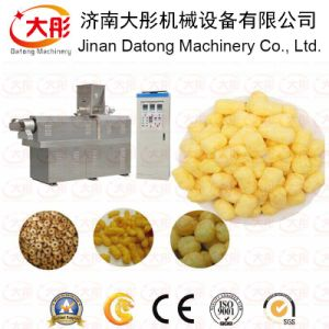 Hot Sale Corn Snacks Food Machine pictures & photos