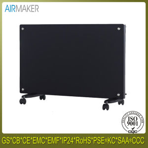 Portable and Freestanding Glass Panel Electrical Convector with Ce/CB/GS Approved pictures & photos