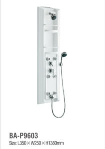 Shower Panel & Shower Column with PVC pictures & photos