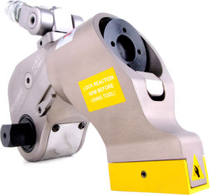 Square Drive Hydraulic Torque Wrench (8IBT)