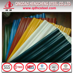 Colorful Galvanized Corrugated Roofing Sheet PPGI Roof Panel pictures & photos