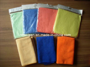 Microfibre & Microfiber Cleaning Cloth Car Cleaning Towel