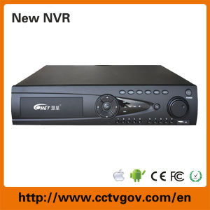 Shenzhen Top5 NVR Factory P2p CCTV Onvif 32CH H. 264 NVR pictures & photos
