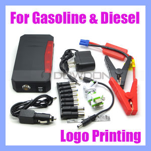 Multi Functional 12V 21000mAh 750A Peak Current Power Bank All Gasoline & Diesel Engine Car Jump Starter pictures & photos