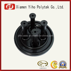 Long Life Cr Nr EPDM Viton Moulded Rubber Parts pictures & photos