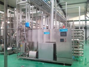 Paper Carton Packaged Fruit Juice Processing Equipment (1-40TPH) pictures & photos