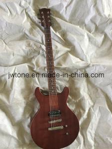 Mahogany Body Matt Finish Quality Custom Electric Guitar pictures & photos