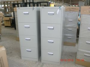 Vertical Filing Cabinets with Oval Door Handle (DR4D) pictures & photos
