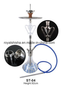 Wholesale Smoking Pipes Newest Stainless Steel Narguile pictures & photos