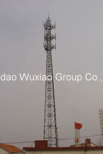Triangular Telecom Tower with 60 Degree Angle Bar pictures & photos