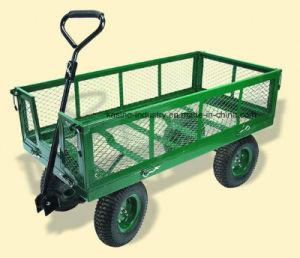 800kgs Capacity Foldable Garden Wagon Cart (TC1851) pictures & photos