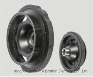 Crankshaft Pulley / Torsional Vibration Damper for Mercedes-Benz 6020301703 pictures & photos