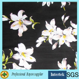 Rayon Challis Quality Cloth for Girls Shirt/Dress Fabric pictures & photos