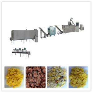 Factory Price Corn Flakes Manufacturing Plant pictures & photos